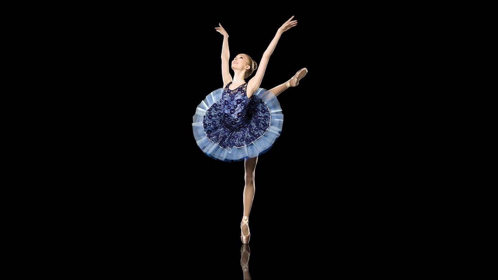 Ballet Dancer Wallpaper Free Wide Hd Wallpaper