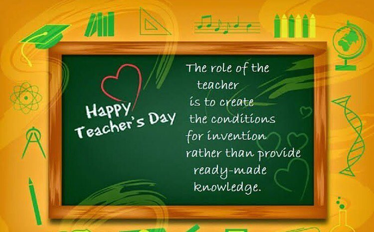 teachers day speech Teachers day 2018 speech: celebrating teachers' day in school is one of the finest memories from the school days there is no doubt about it, we can say that everyone will agree with it there is no doubt about it, we can say that everyone will agree with it.