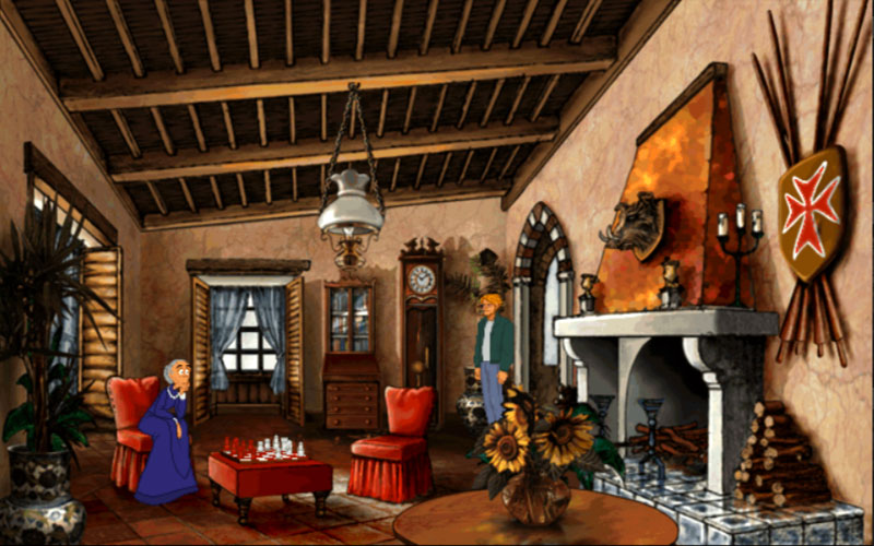 Broken Sword Captura de pantalla 14