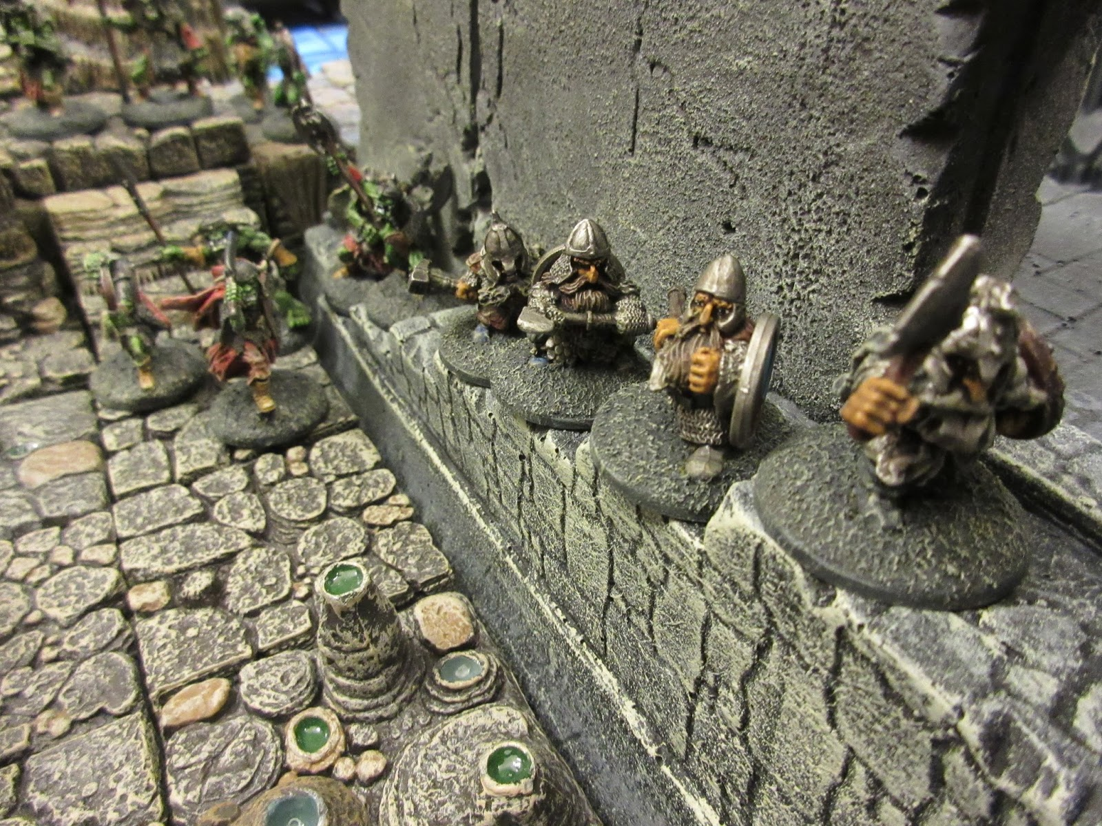 Mars Miniatures - The Moria Reclamation Project, Oldhammer