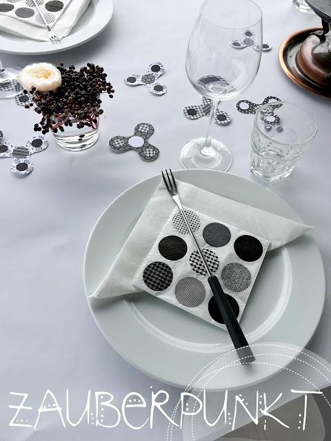 Tischdekoration, Tablesetting