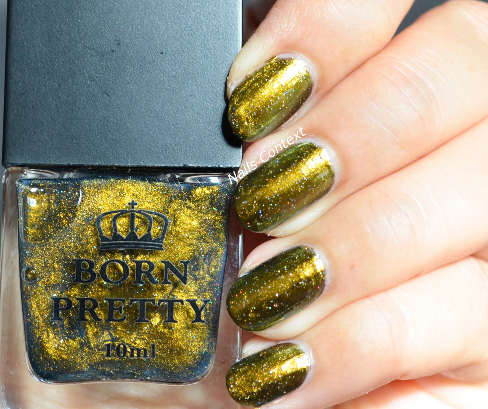 Nails Context: Product Review : Born Pretty Store Chameleon Starry ...