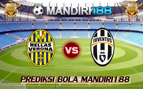 AGEN BOLA - Prediksi Hellas Verona vs Juventus 31 Desember 2017