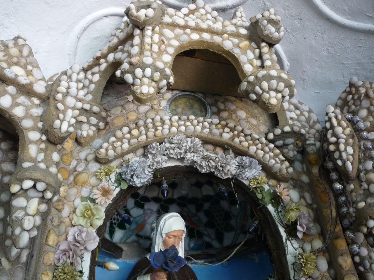 Our Lady Of Mt Carmel Grotto Staten Island
