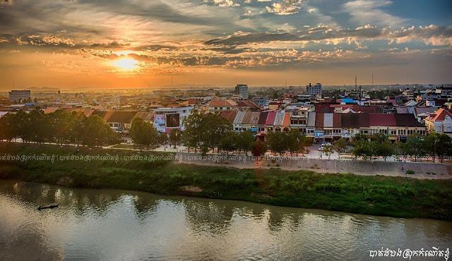 Battambang, photographie fournie