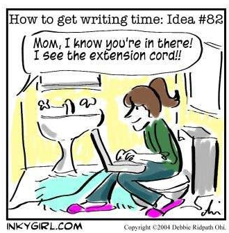 Image result for mom and writer
