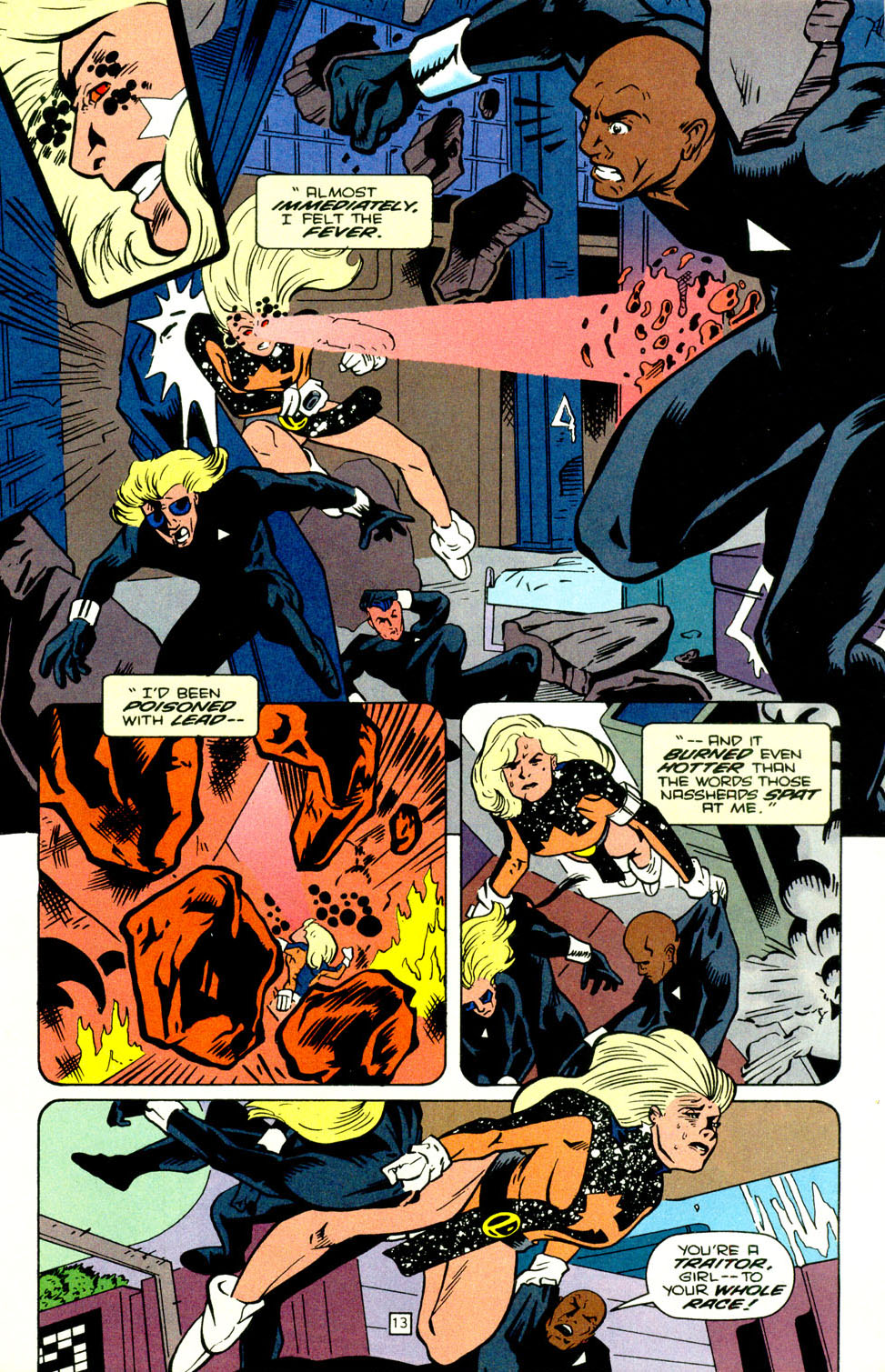 Legion of Super-Heroes (1989) 70 Page 14