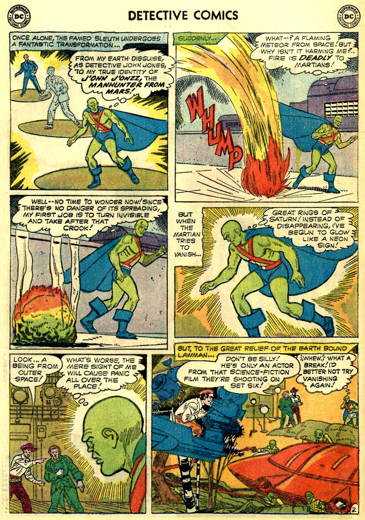 Read online Detective Comics (1937) comic -  Issue #268 - 28