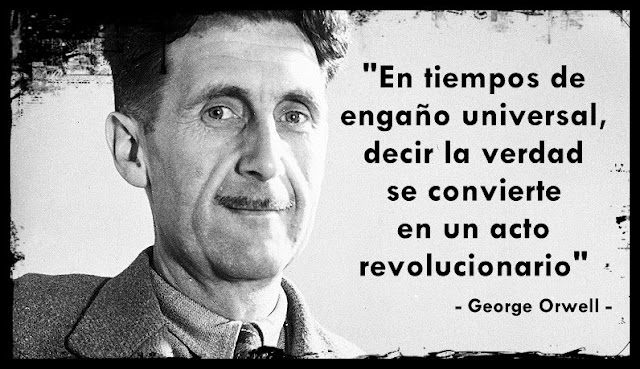"""George Orwell """"1984"""