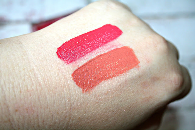 Beauty BLVD Mattitude Lip Liquid Swatches