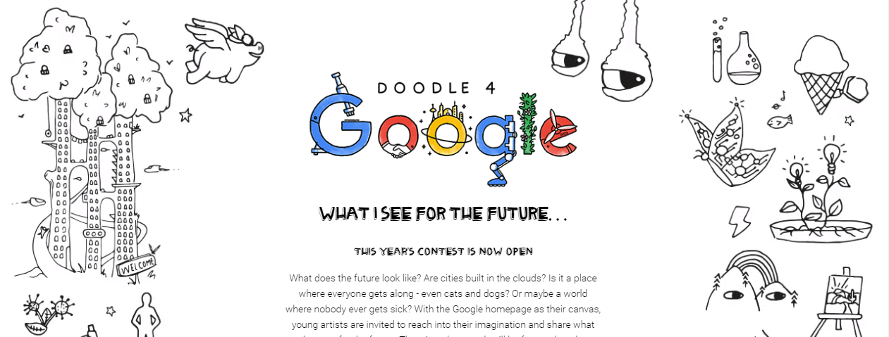 Viking Update: Doodle 4 Google Scholarship
