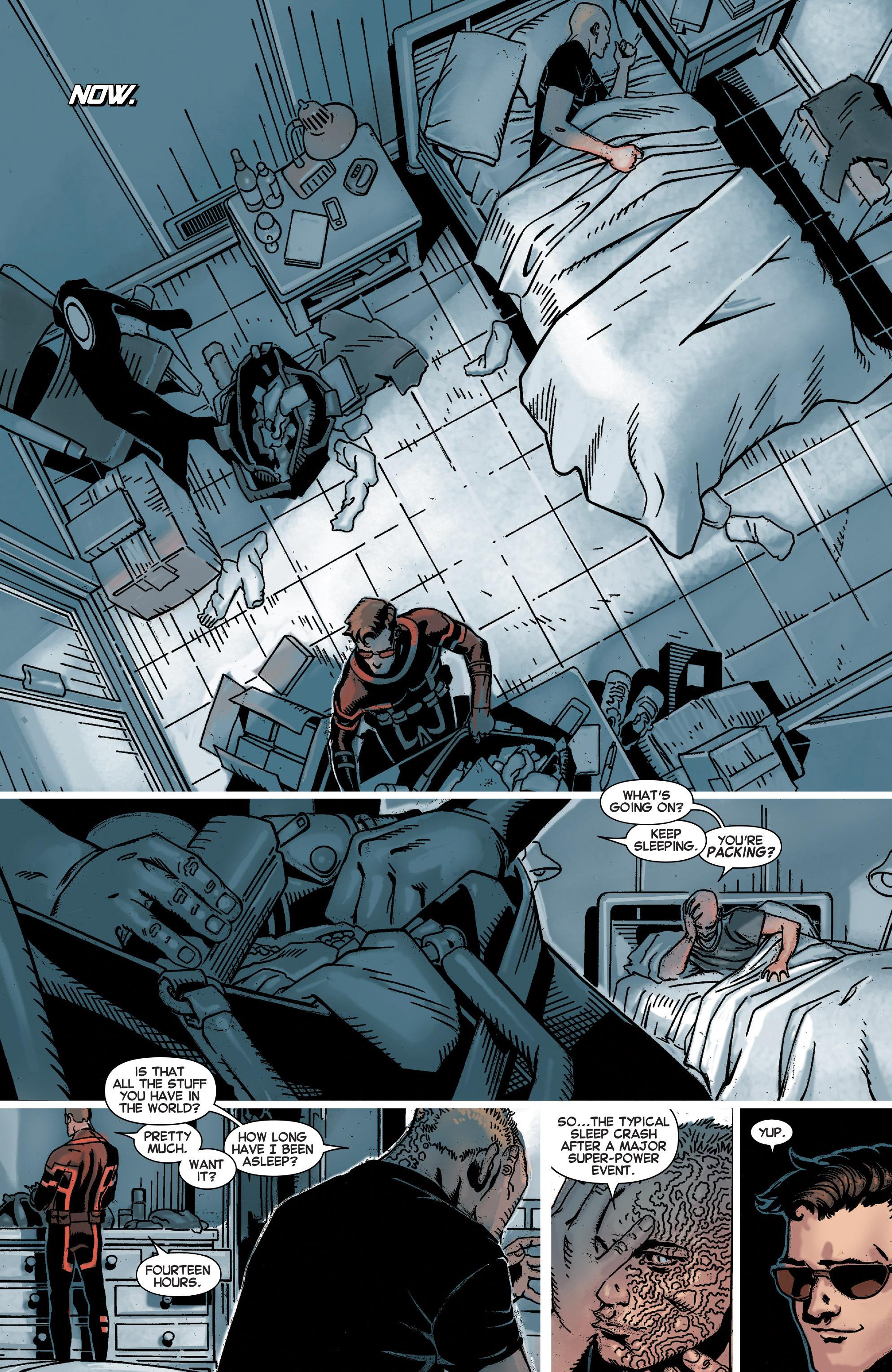 Read online Uncanny X-Men (2013) comic -  Issue #32 - 7