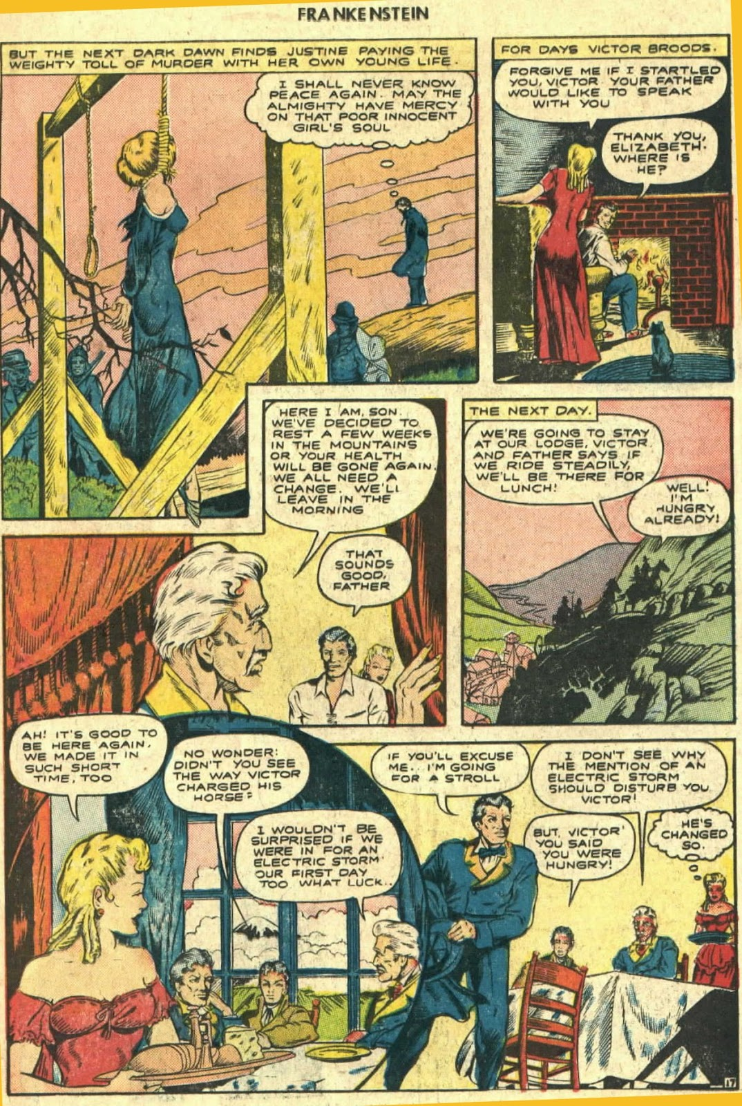 Classics Illustrated issue 26 - Page 19