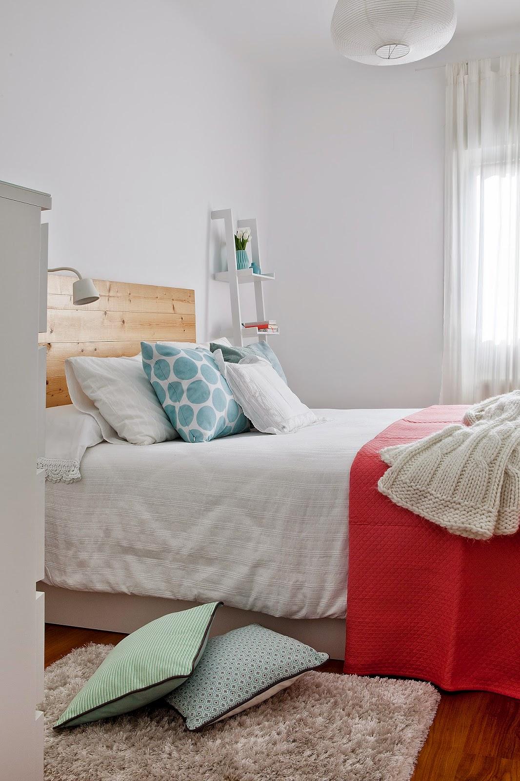 decoración de interiores salón dormitorio