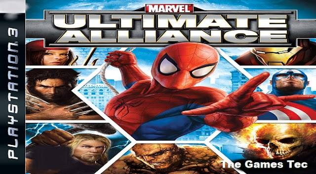 Marvel Ultimate Alliance PC Game Download