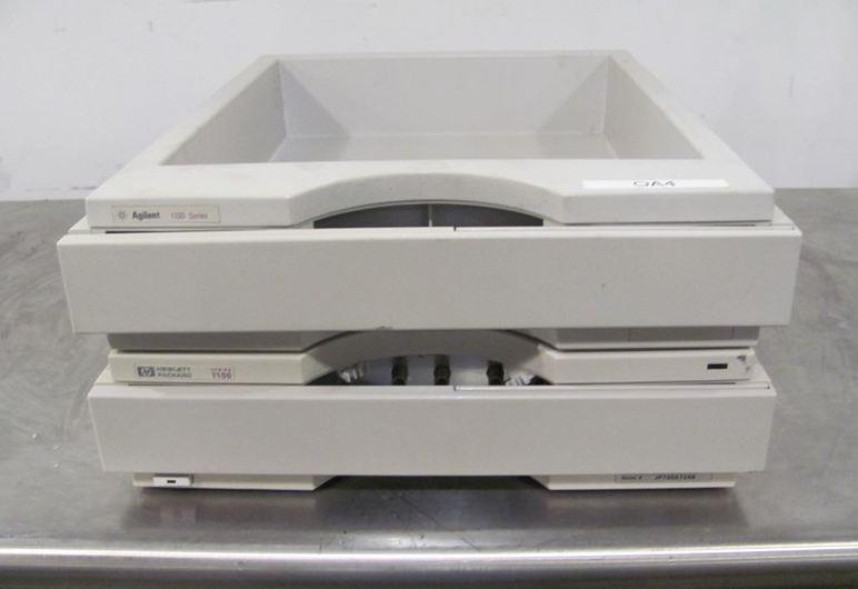 Surplus Solutions LLC: Agilent G1322A Vacuum Degasser ...