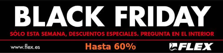 Black Friday en colchones Flex 2017