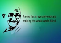 gandhi motivational quotes
