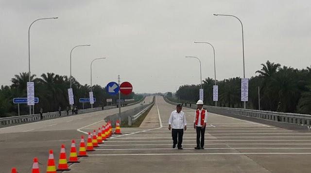 Kalahkan Soeharto, Jokowi Jadi Presiden Paling Banyak Bangun Tol