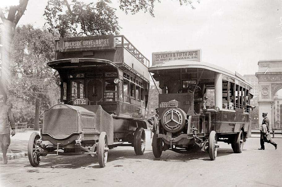 Old Buses  vintage everyday