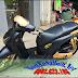 Mẫu sơn xe Honda SH Việt màu đen nhám vàng đồng [SHVN_SG2011]