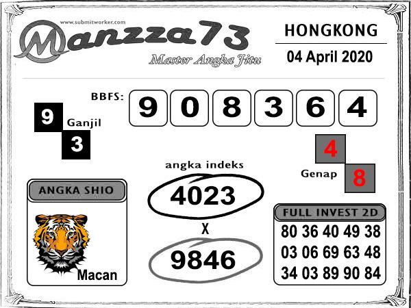 syair manzza73 hongkong