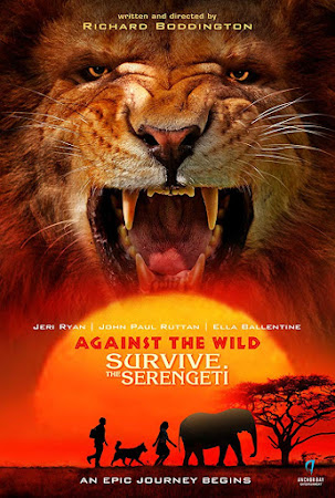 Poster Of Against the Wild 2 In Dual Audio Hindi English 300MB Compressed Small Size Pc Movie Free Download Only At worldfree4u.com