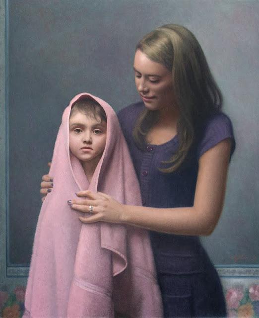 Stephen Gjertson | U.S. Painter | Children Paintings | 1949