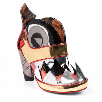 Irregular Choice Monster Ankle Boots