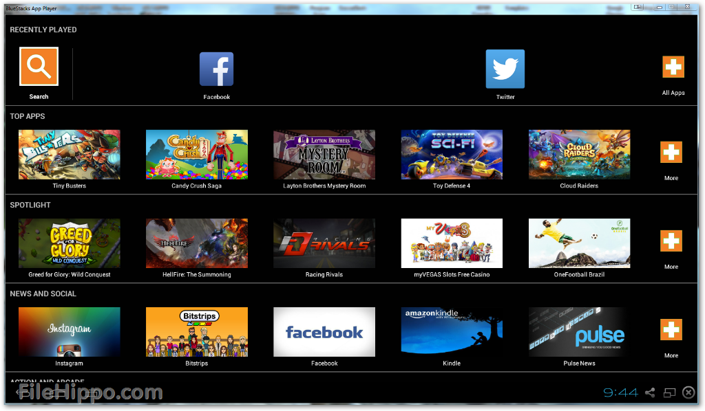 Download bluestacks ics hd latest version (offline installer full.