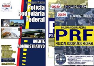 Apostila Concurso PRF