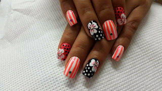 manicure de uñas