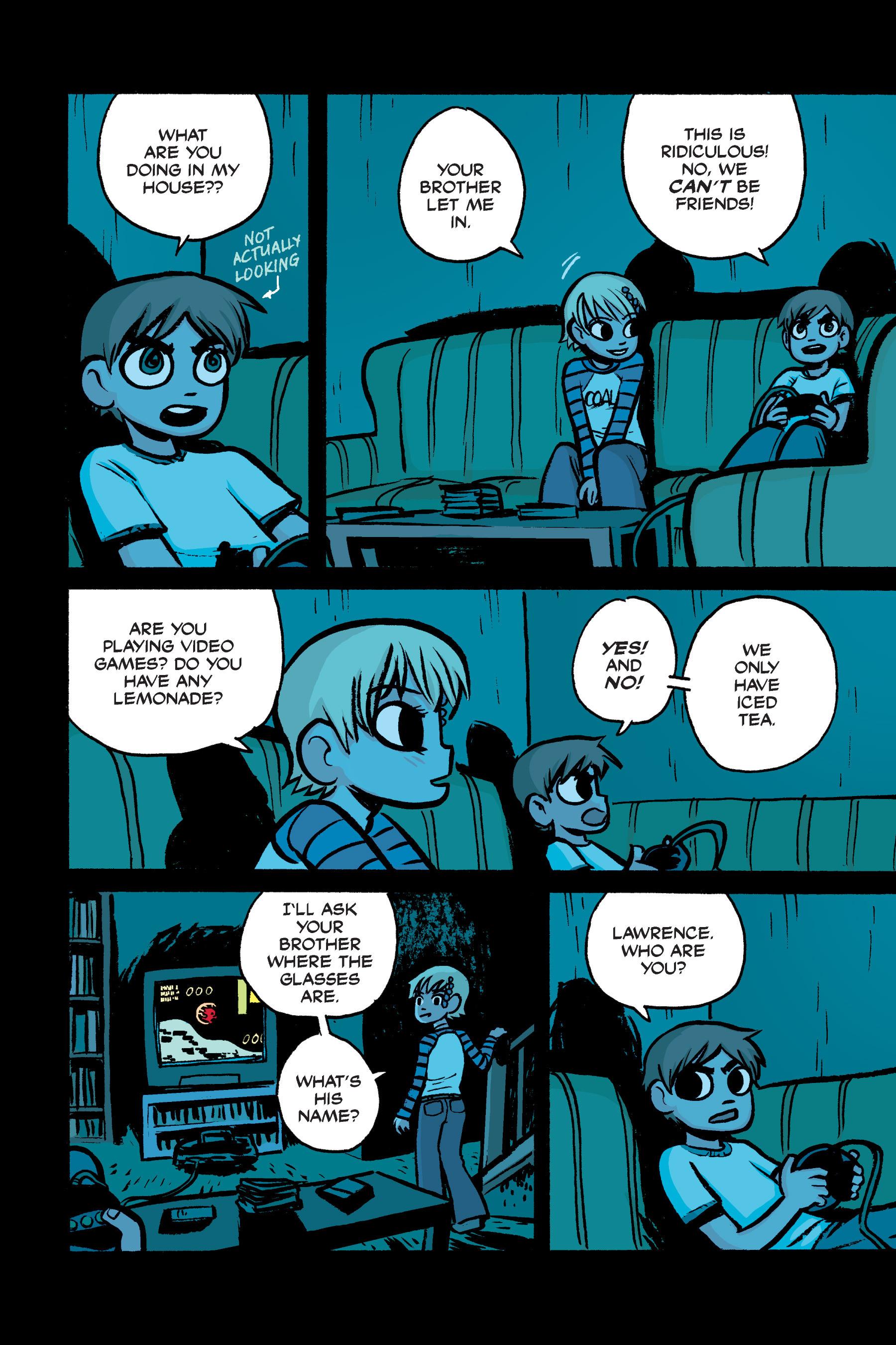 Read online Scott Pilgrim comic -  Issue #2 - 11