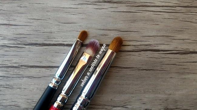 Brochas de Maquillaje de Peggy Sage