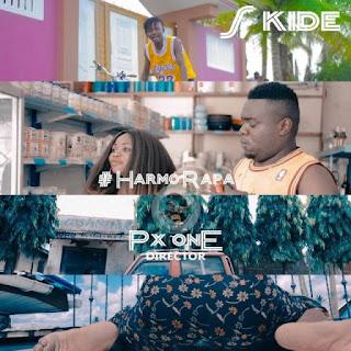 S KIDE - HARMORAPA Video Art Work