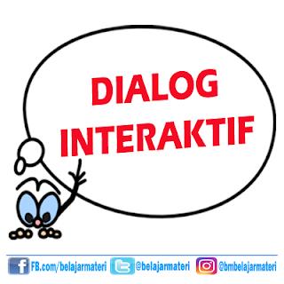3 Contoh Dialog Interaktif Metro Tv dan Tv One Singkat Terbaru