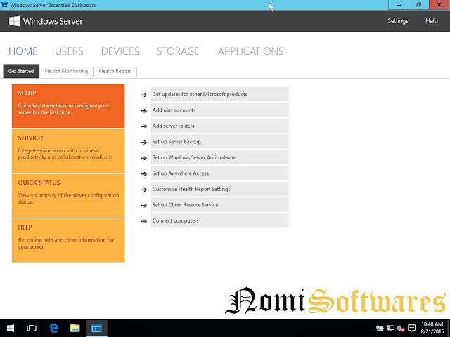 Windows Server 2016 Essentials Free Download