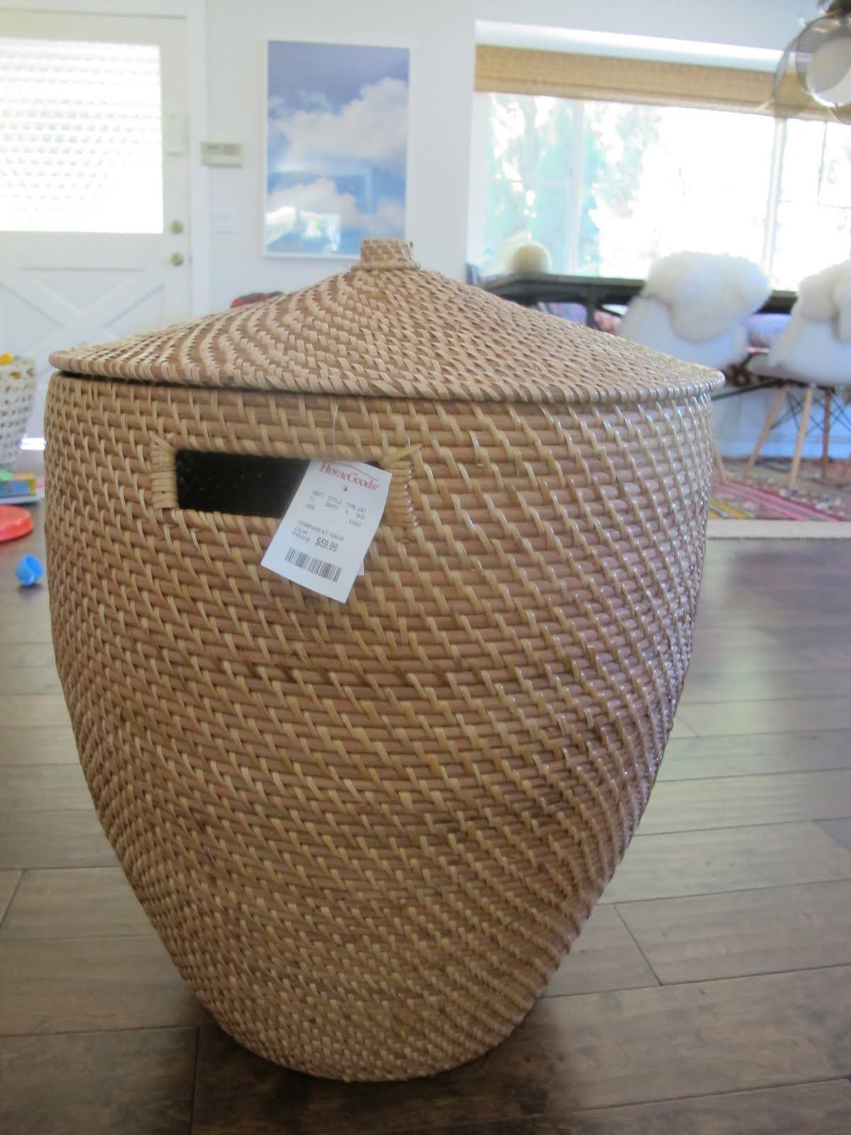 DIY Senegalese Storage Baskets
