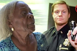 Innocent 84yo Grandma Hospitalized After Cops Attacked & Pepper Sprayed Her for No Reason