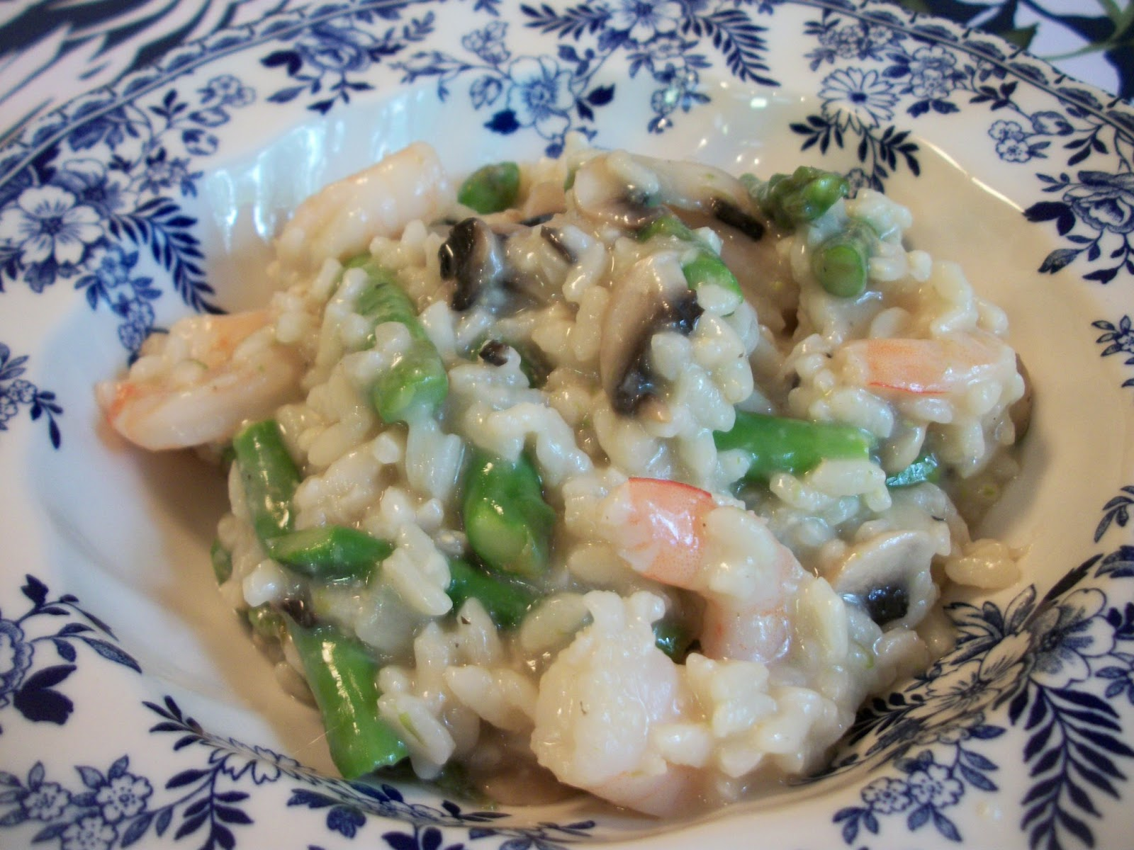 Cook with sara shrimp and asparagus risotto instant pot shrimp and asparagus risotto instant pot ccuart Gallery