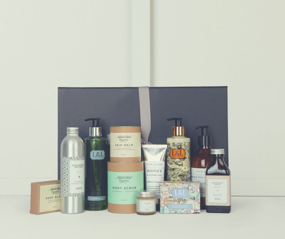 Christmas Gift Ideas For Your Mother In Law | Every woman likes a spa day, especially one at home.