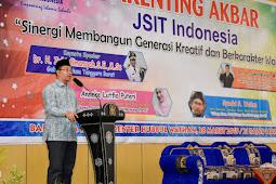 Gubernur NTB Ingin JSIT Jadi Model Sekolah Islam Terpadu Internasional Di Indonesia