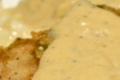 Southern Fried Pork Chops with Country Gravy