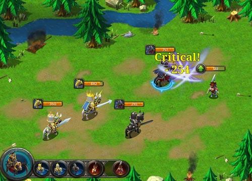 تحميل لعبة kingdoms & lords للكمبيوتر