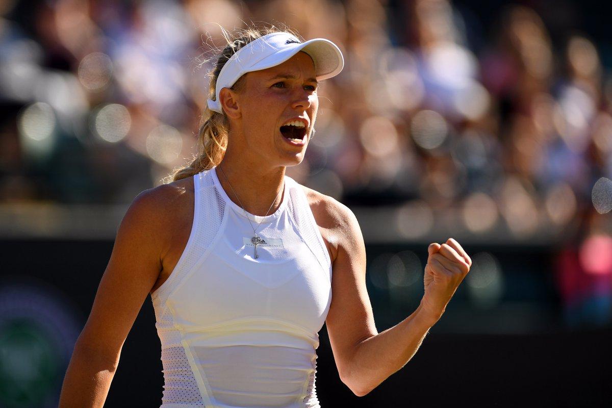 Caroline Wozniacki sees off  Anett  Kontaveit, 4-6, 7-6(3), 6-2 to reach Wimbledon Round of 16