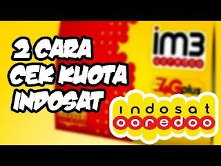 Indosat merupakan salah satu provider terbesar di indonesia Cara Cek Kuota Im3 Yellow Indosat Terbaru 2019