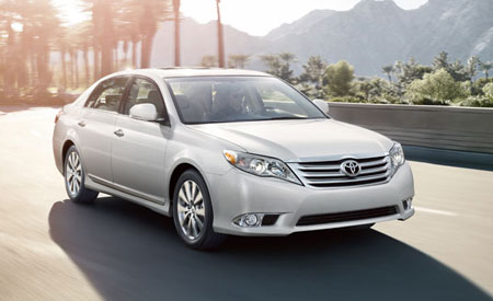2011 Toyota Avalon A Reviews