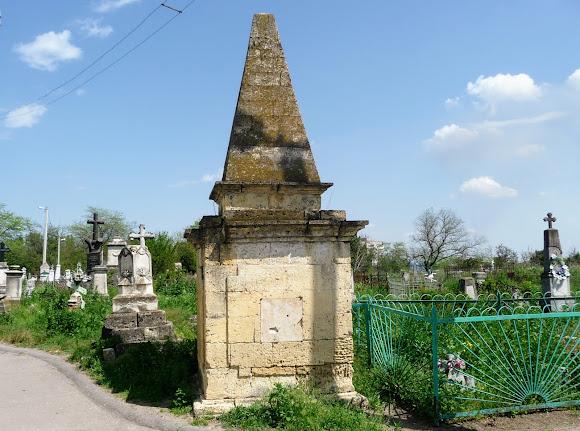 Херсон. Старое городское кладбище. Некрополь
