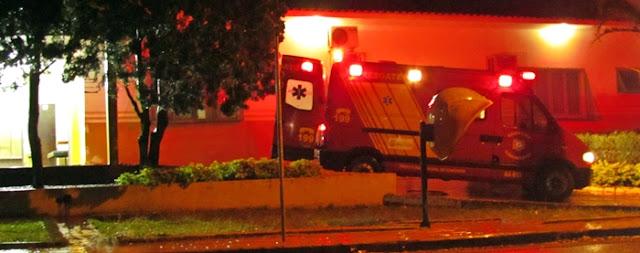 Roncador: Duas motocicletas se chocam e deixa condutores feridos