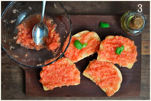 pan con tomate receita